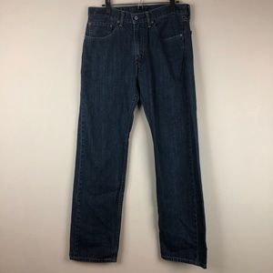 Levi's 505 Red Tab W 34 L 34 Men's Blue Jeans